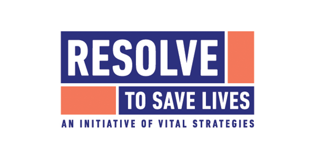Resolve to Save Lives an Initiative of Vital Strategies